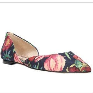 Sam Edelman Floral Rodney Flats
